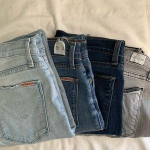 Authentic Hudson jeans Krista 27